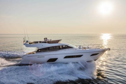 Yacht Ferretti Yachts 550