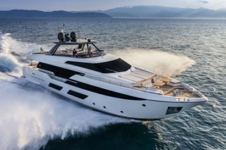 Yacht Ferretti Yachts 920