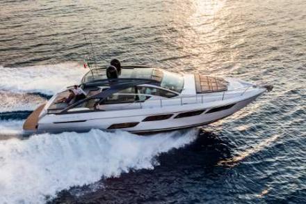 Yacht Pershing 5X
