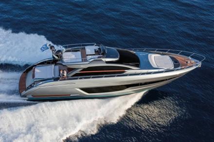 Yacht Riva 66' Ribelle