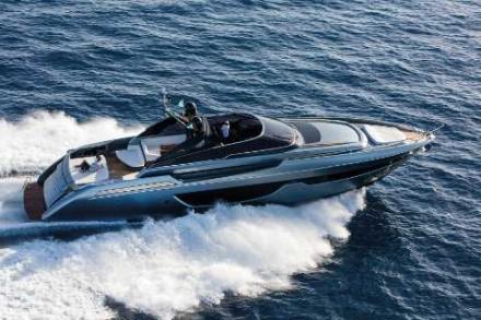 Yacht Riva 76' Bahamas