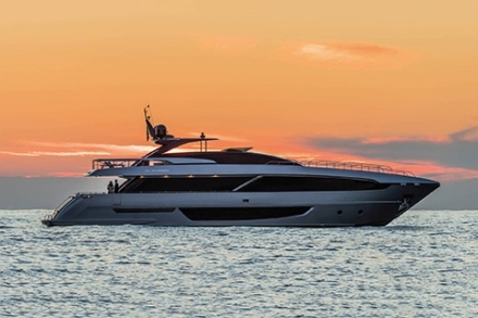 Yacht Riva 100' Corsaro