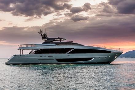 Yacht Riva 110' Dolcevita