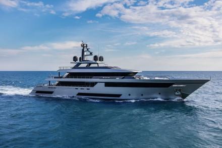 Yacht Riva 50METRI