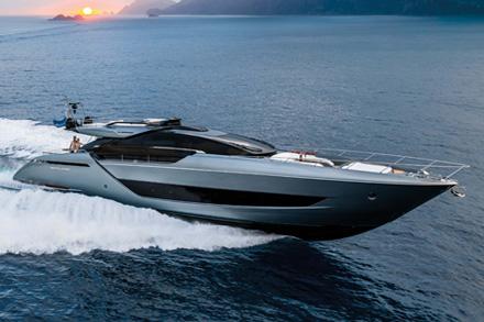 Yacht Riva 88' Folgore