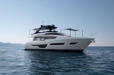 Yacht Ferretti Yachts 780