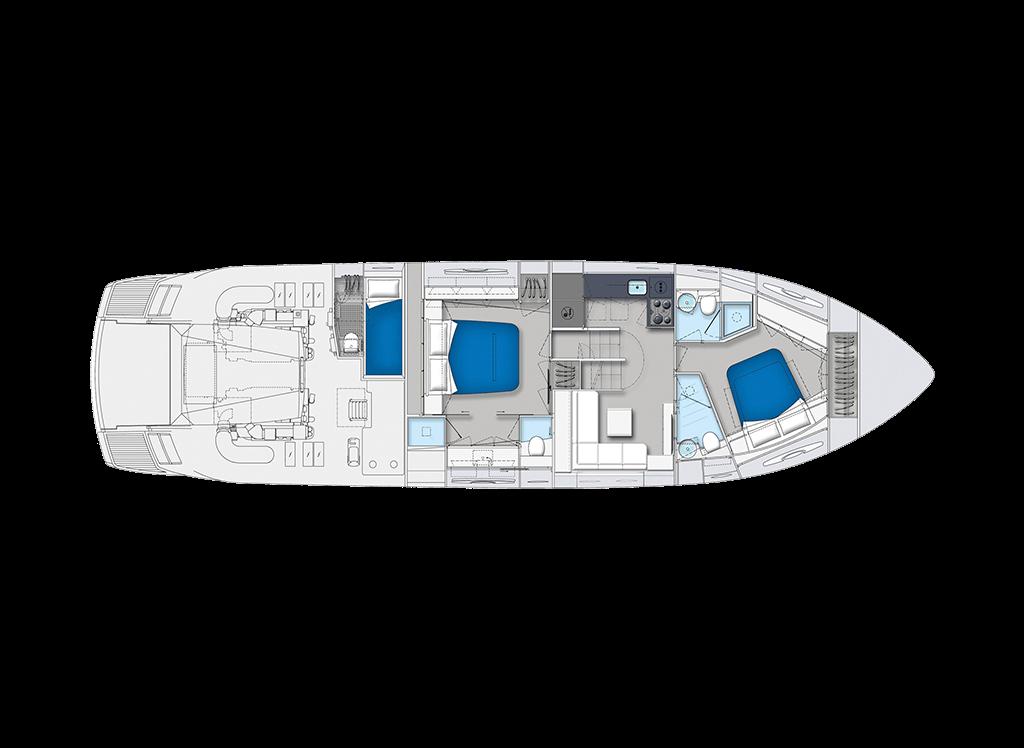 Lower deck opt