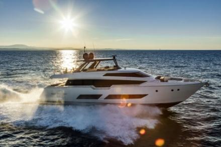 Yacht Ferretti Yachts 850
