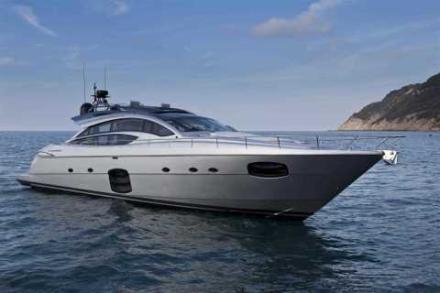 Yacht Pershing 74