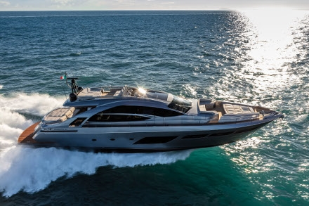 Yacht Pershing 8X