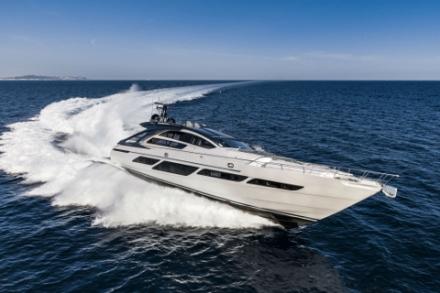 Yacht Pershing 9X