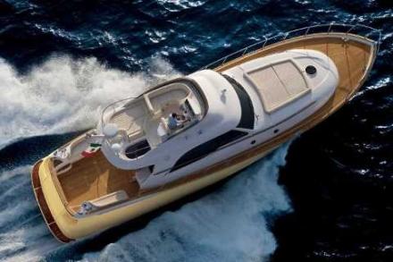 Yacht Mochi Dolphin 54' Fly