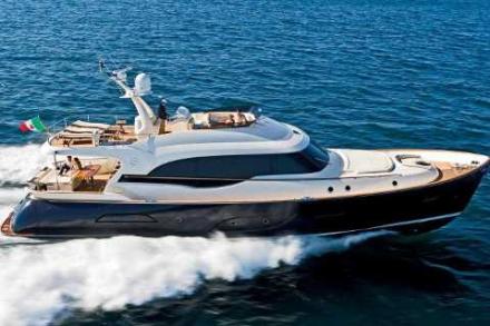 Yacht Mochi Dolphin 74' Cruiser