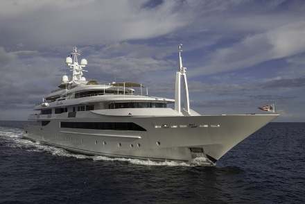 Yacht CRN Chopi Chopi