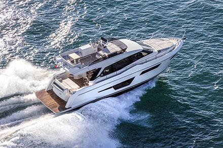 Yacht Ferretti Yachts 500