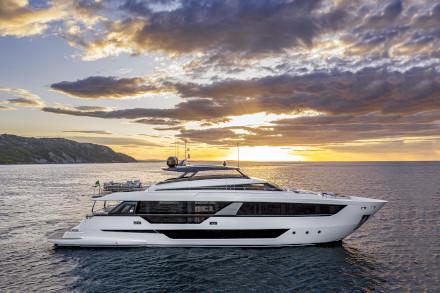 Yacht Ferretti Yachts 1000 New