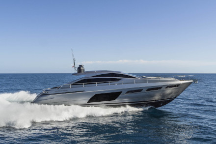 Yacht Pershing 6X New