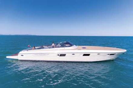 Yacht Itama 62S