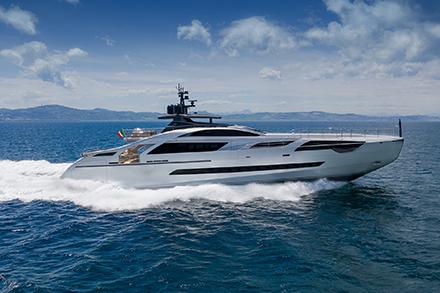 Yacht Pershing 140