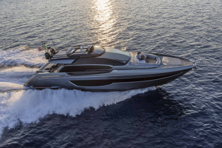 Yacht Riva 76' Perseo Super New