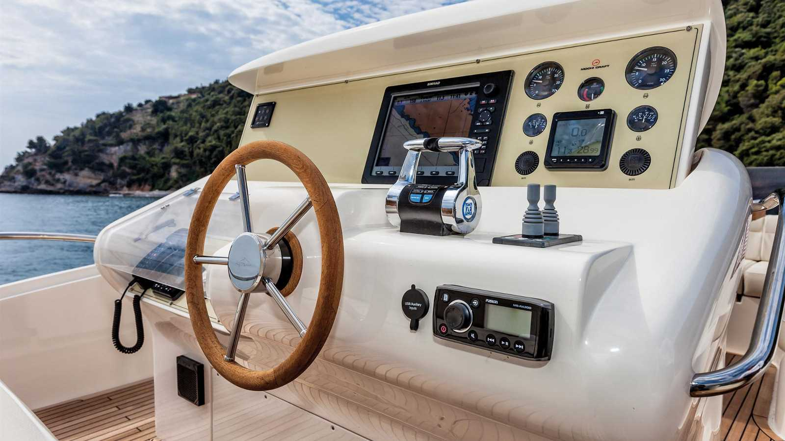 Mochi Dolphin 64' Cruiser